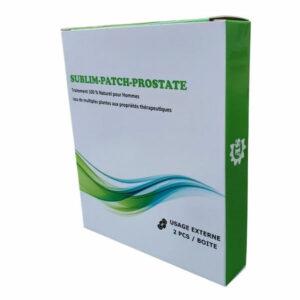 SUBLIM-PATCH-PROSTATE – Patch Naturel pour la Prostate
