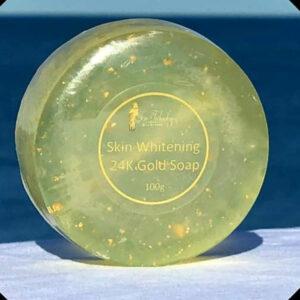 SKIN-TECHNOLOGY – Savon d'Or blanchissant