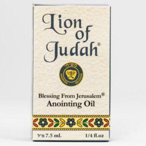 HUILE d'ONCTION – Lion de Judah
