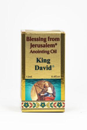 HUILE d'ONCTION – Le Roi David